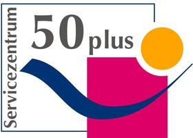 Logo Servicezentrum 50 plus